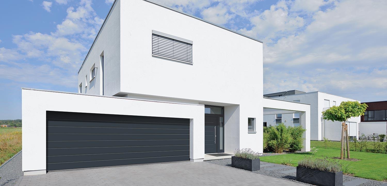 Tubauto fabricant de portes de garage et portes d 39 entr e for Porte de garage sectionnelle harmonic