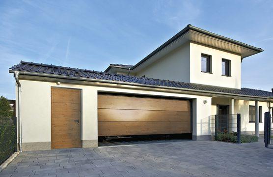 Blocs-portes associés aux portes de garage
