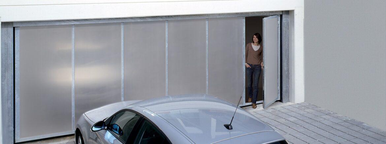 Porte basculante gamme CT500