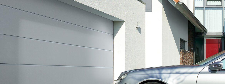 Porte de garage sectionnelle gamme Classic