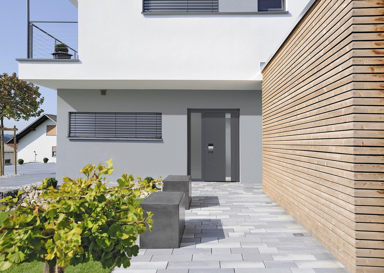 Portes d 39 entr e sur mesure fabriquant tubauto for Porte de garage sectionnelle harmonic